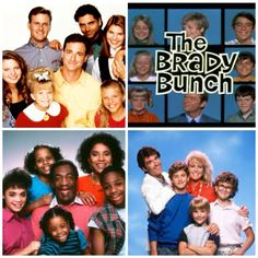 My preteen years consisted of these old TV shows.