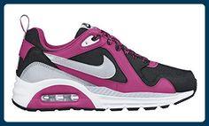 huge discount 973f5 26914 Nike Air Max Trax (GS), Damen Sneakers, Schwarz (Black Metallic Silver-White-Vivid  Pink), 35.5 EU (3 Damen UK) - Sneakers für frauen ( Partner-Link)
