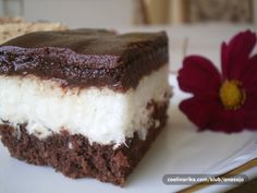 Sweet Desserts, A Table, Tiramisu, Food And Drink, Veggies, Cooking Recipes, Baking, Healthy, Cake