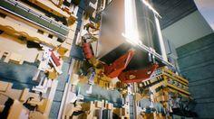 ❝ Así es el primer ascensor sin cables, capaz de moverse en todas direcciones a 5 metros por segundo ❞ ↪ Vía: proZesa