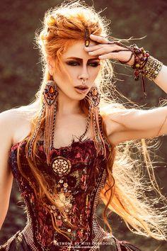 Gypsy Summer by Ophelia-Overdose.deviantart.com on @DeviantArt