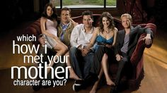 "Which ""How I Met Your Mother"" Character Are You? I GOT LILY I GOT LILY WOOHOO ""don't mess with me bitch"" :D <3 <3 <3"