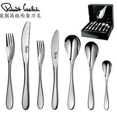 Robert Welch Comet Bright 56 pc Cutlery Set with Gift Box RRP $600