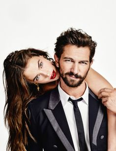 awesome Michiel Huisman for Vogue Netherland