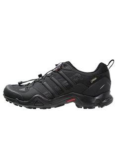 TERREX SWIFT GTX - Scarpe da trekking - core black/dark grey/power red