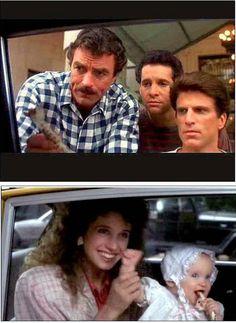 ¿Sabias qué?  #sophielagirafe apareció en la película Tres hombres y un bebé de 1987  Ya entonces era muy famosa!!