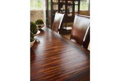 "Modern Craftsman 72"" Extension Table"