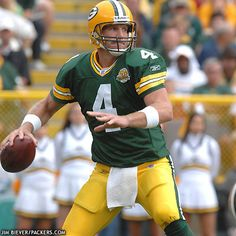 This is the Brett Favre that we all know and love. May that other one that played for the Jets and Vikings forever be removed from our memories.