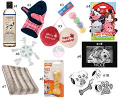 Styled to Sparkle Gift Guide 2015 - Dogs & Dog Lovers
