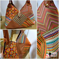 Bolsa Patchwork  www.facebook.com/PixaimAcessoriosArtesanais