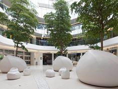 Chelsea Harbour Design Centre – Jinny Blom