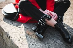 Blogger City fashionfood's highlight of her all-the-time favorite shoes.