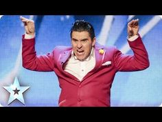 Ricky K's laugh out loud love story | Britain's Got Talent 2014 - YouTube
