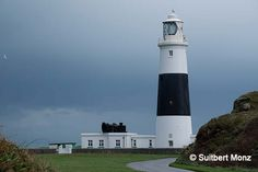 Alderney Leuchtturm (Photo Blog Suitbert Monz)