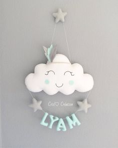 Fantastic Absolutely Free Baby Shower Decorations in india Tips Compliment parents-to-be by simply putting using a memorable child shower. How can you produce a baby shower c. Baby Boy Room Decor, Baby Room Diy, Baby Room Design, Baby Boy Rooms, Diy Baby, Nursery Wall Decals, Nursery Decor, Felt Crafts, Diy And Crafts