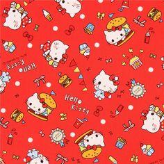 http://www.kawaiifabric.com/en/p11904-red-Hello-Kitty-burger-ice-cream-oxford-fabric.html
