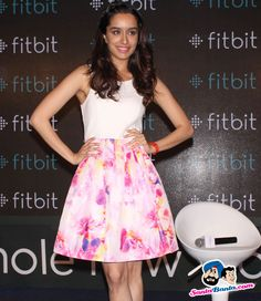 Launch of Fitbit Wearables -- Shradha Kapoor Picture # 315369