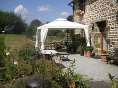 La Cloue Bed and Breakfast, Pays de la Loire. Our farmhouse bed and breakfast sits on 15 tranquil acres, with views out over Normandy http://www.organicholidays.com/at/3026.htm