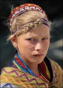kalash5/HUNZA, descendiente de los macedonios en Pakistán