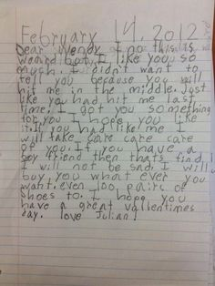 Kids Say The Darnedest Things... - Gallery