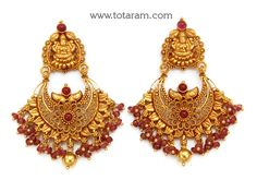 Totaram Jewelers Online Indian Gold Jewelry store to buy Gold Jewellery and Diamond Jewelry. Buy Indian Gold Jewellery like Gold Chains, Gold Pendants, Gold Rings, Gold bangles, Gold Kada Jewelry Design Earrings, Gold Earrings Designs, Coral Jewelry, Gold Jewellery Design, Designer Earrings, Necklace Designs, Pearl Stud Earrings, Rose Gold Earrings, Gold Bangles