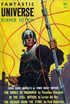 Fantastic Universe June 1955 by Vintage Cool 2, via Flickr
