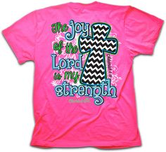 Small - 4X JTBliss Graphic Womans Joy Of The Lord - T- Shirt - JTbliss