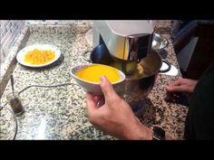 il panettone con lievito naturale - YouTube ricetta Massari fatta da Augusto Bevilacqua
