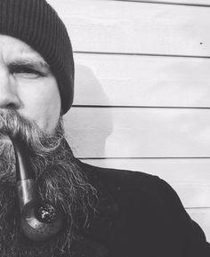 Blackandwhite beard #beard#bw#bigbeard#blackandwhite
