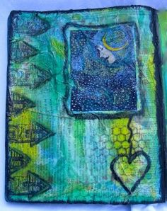 Art Journal Cafe: Save Your Page (Marjie Kemper)