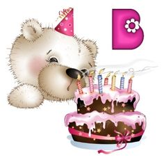 alphabets anniversaires