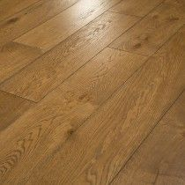 18 x 189mm 'Nutmeg' Oak Engineered Wood Flooring - Crown
