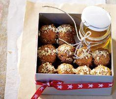 Greek Cookies, Pretzel Bites, Deserts, Muffin, Sweets, Bread, Cooking, Breakfast, Christmas