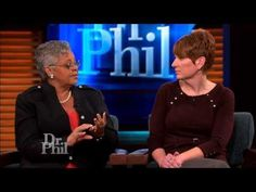 Pfizer's Dr. Freda Lewis-Hall Discusses Fibromyalgia -- Dr. Phil - YouTube