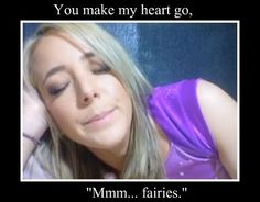Oh, yes you do! WEEEE Jenna Marbles!