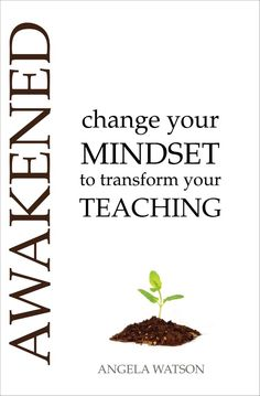 """Do the never-ending pressure of teaching drain you emotionally? Is a lack of support and resources stealing your enthusiasm? """"Awakened"""" can change your mindset...and that can change everything. 5 stars and the eBook is only super cheap on Amazon right now."""