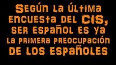 La primera preocupación de los españoles.