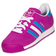Adidas Samoa | Women's adidas Samoa Casual Shoes | FinishLine.com | Vivid Pink ...