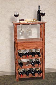 Wine Rack Table, Wood Wine Racks, Diy Pallet Furniture, Wood Furniture, Diy Sanding, Winfield Collection, Wine Storage Cabinets, Wine Rack Plans, Couch Set