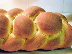 Challah , ricetta per pane semidolce
