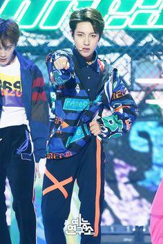 180310 쇼음악중심 #NCT_DREAM #NCT_DREAM_GO 현장포토 Daddy Long, Huang Renjun, Korean Name, Winwin, Taeyong, Jaehyun, Nct Dream, Nct 127, Captain America
