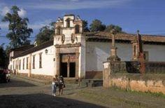 Funda el Real y Primitivo. Colegio de San Nicolas, obispo. Patzcuaro, michoacan. Mexico