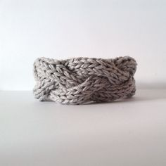 DIY: knit bracelet (incl english version)