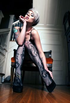 #girls #inked #tattoo