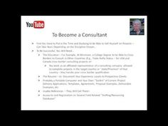 Introduction to Consulting - YouTube