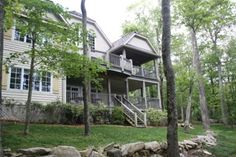 Hillcrest at Linville Ridge Banner Elk NC Luxury Rental