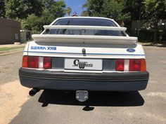 South African Rugby Players, Alfa Romeo Gtv6, Mid Size Car, Ford Sierra, Ford Parts, Porsche 944, Performance Cars, Looking To Buy, Car And Driver