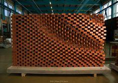 ROK - Rippmann Oesterle Knauss GmbH | Projects | The Programmed Wall