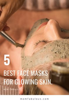 There's nothing quite like looking in the mirror and seeing your skin glistening and shining right back at you, which is why we love to use face masks. Here are 5 of the hottest masks on the market! #MomLife #MomFabulous #Mom #beauty #skincare #skin #facemasks Best Face Mask, Face Masks, Anti Aging Tips, Look In The Mirror, Simple Living, Glowing Skin, Medium Hair Styles, Skin Care Tips, Hair And Nails