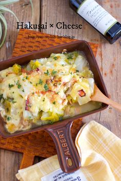 旨味がジュワ〜っ♡『白菜とベーコンのコンソメチーズ焼き』 - Yuu*の愛情たっぷり♪男子が喜ぶモテレシピ レシピブログ -料理ブログのレシピ満載!